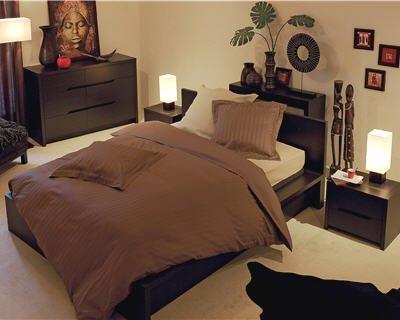 decoration de chambre style africain - visuel #1 .