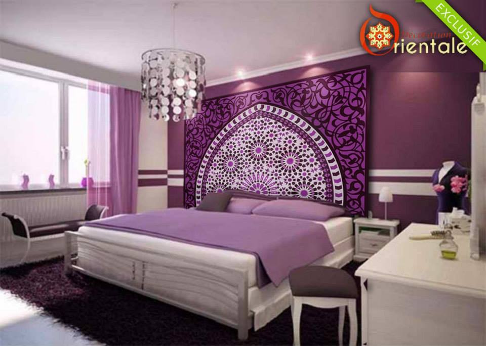 Decoration de chambre style orientale for Decoration chambre orientale
