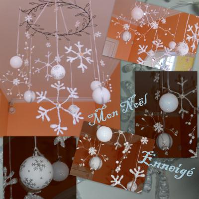 Decoration De Noel A Faire Soi Meme Flocon - Visuel #4