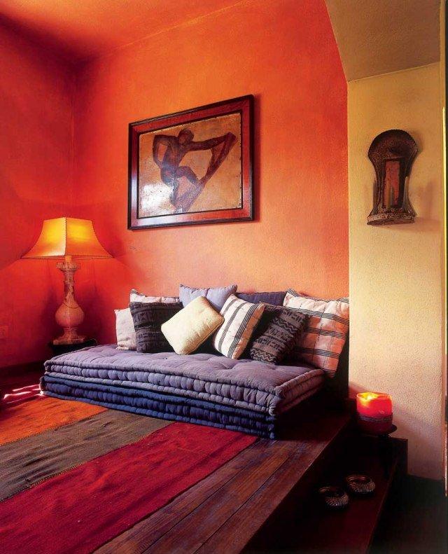 decoration marocaine pour chambre sejour visuel 4. Black Bedroom Furniture Sets. Home Design Ideas
