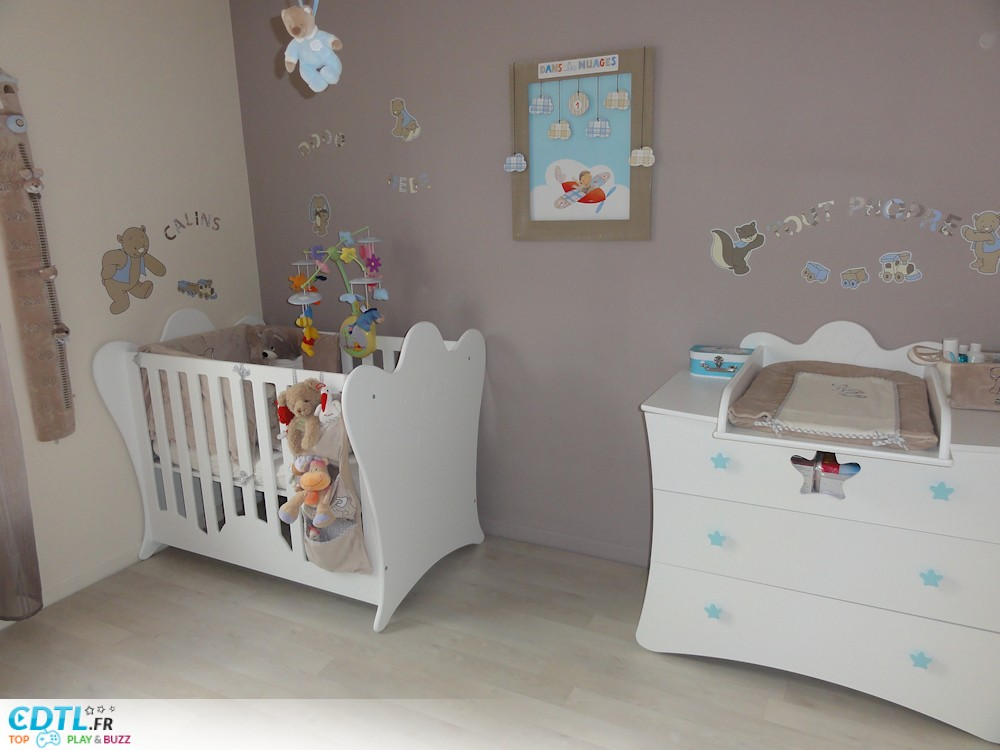 Awesome Couleur Chambre Enfant Ideas - Design Trends 2017