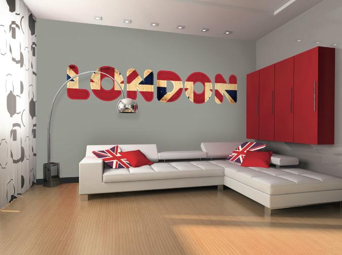 decoration pour chambre londres visuel 9. Black Bedroom Furniture Sets. Home Design Ideas