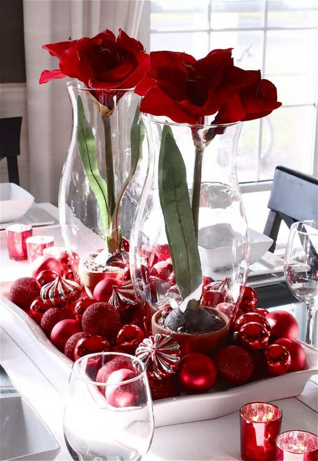 Fabriquer deco table noel - Decoration noel a fabriquer ...