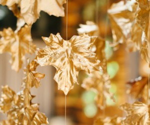 fabriquer un decors d automne