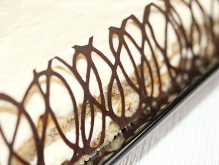Que Faire Avec Du Chocolat Blanc Cheap Dcorez Duun Uf En Chocolat