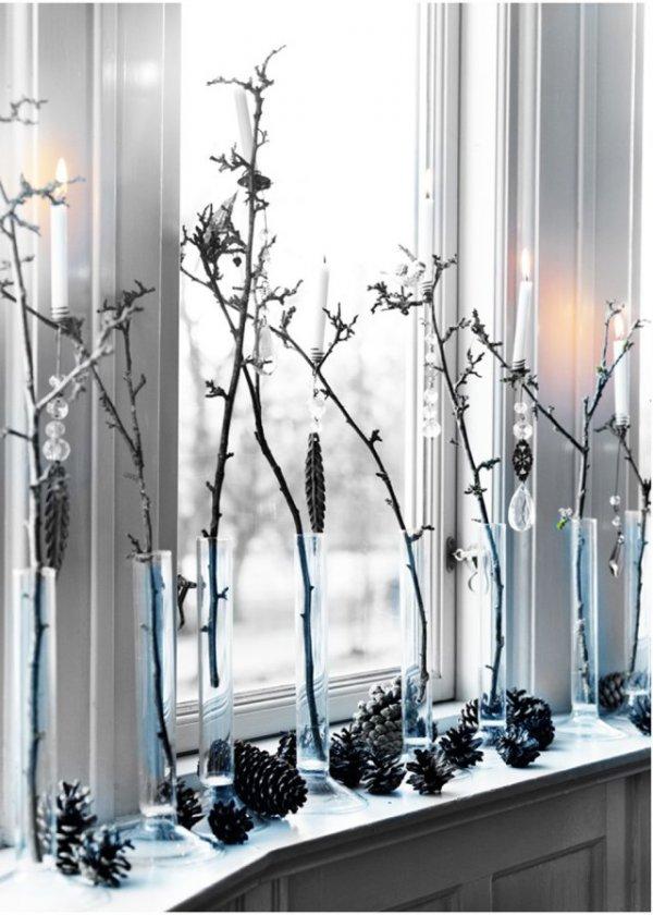 Faire decoration fenetre noel visuel 9 for Decoration fenetre