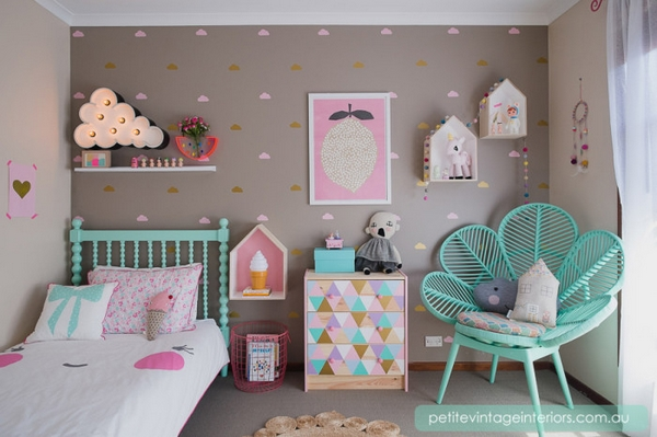 Amenagement chambre fille - bebe confort axiss