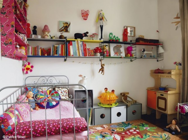 idee rangement chambre petite - visuel #7