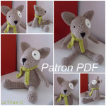 kit doudou crochet