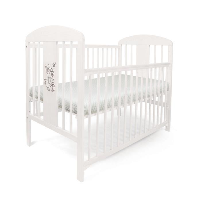 lit bebe barreaux hauts visuel 9. Black Bedroom Furniture Sets. Home Design Ideas