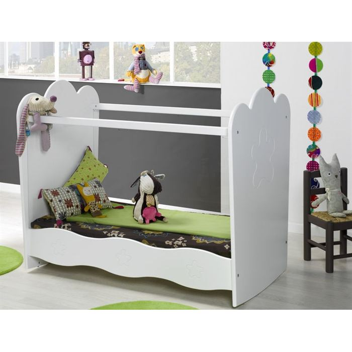 lit bebe sans barreaux plexiglas visuel 6. Black Bedroom Furniture Sets. Home Design Ideas