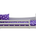 lit junior avec barriere