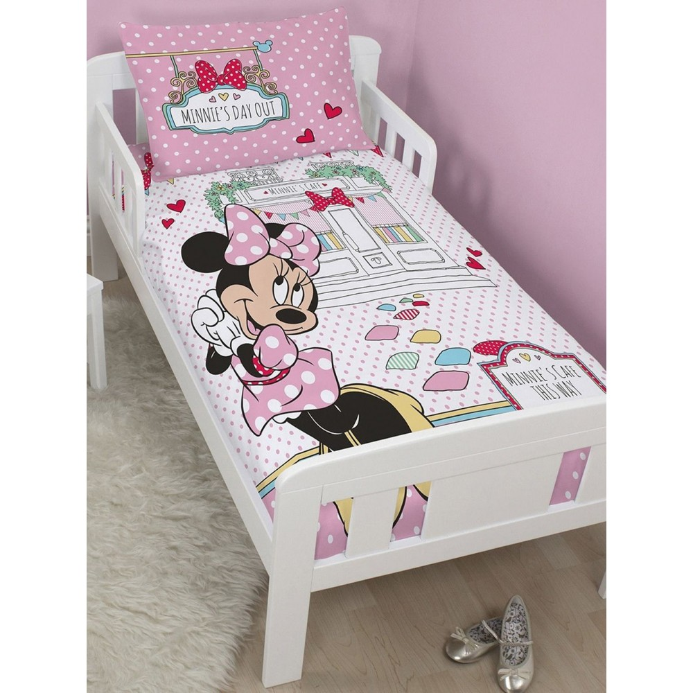 lit junior minnie visuel 7. Black Bedroom Furniture Sets. Home Design Ideas