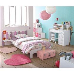 photo deco chambre fille 6 ans visuel 3. Black Bedroom Furniture Sets. Home Design Ideas