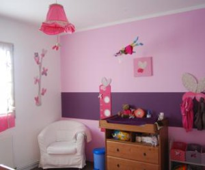 photo deco chambre fille 6 ans