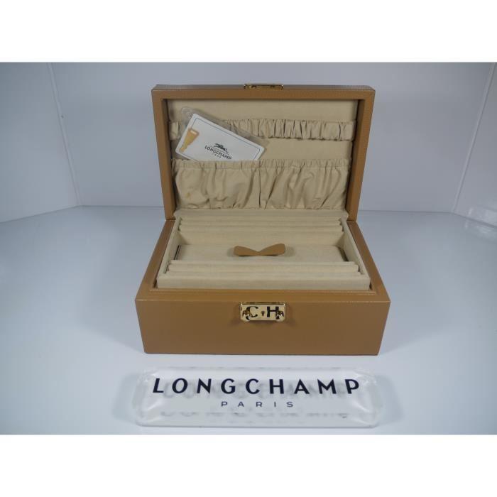 boite a bijoux longchamp
