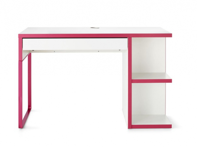 Bureau pour fille ikea visuel 7 for Bureau junior fille