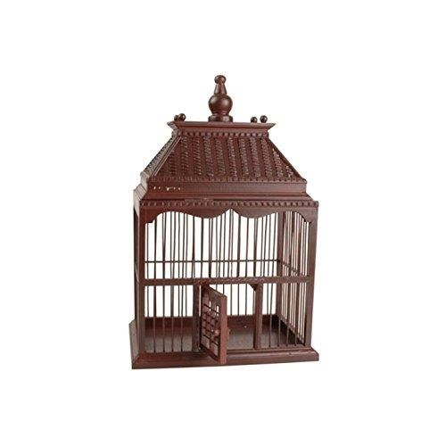 cage oiseaux deco bois visuel 4. Black Bedroom Furniture Sets. Home Design Ideas