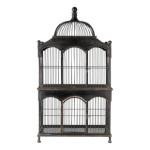 cage oiseaux decorative maison du monde. Black Bedroom Furniture Sets. Home Design Ideas