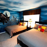 chambre deco harry potter