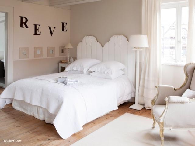 Chambre Deco Romantique Visuel 1