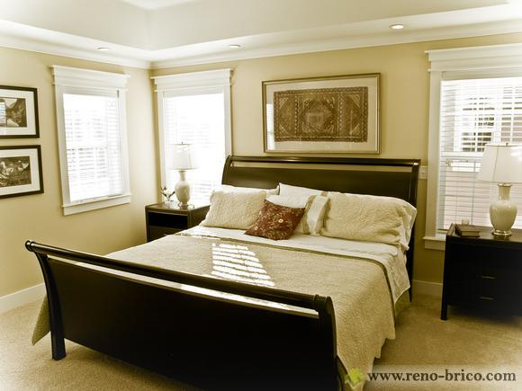 deco chambre a coucher champetre visuel 3. Black Bedroom Furniture Sets. Home Design Ideas