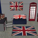 deco chambre ado anglais
