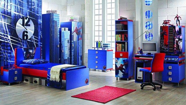 Deco Chambre Ado Bleu Et Gris