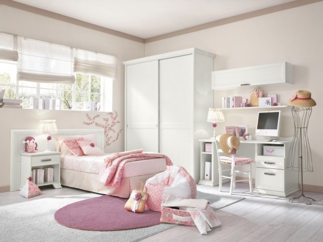 Best Decoration Chambre Ado Fille Ideas - Design Trends 2017 ...