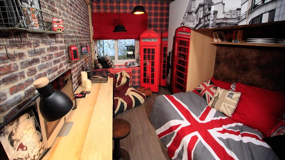 deco chambre ado style anglais visuel 6 - Decoration Chambre Ado Style Anglais