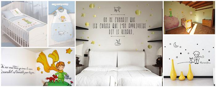 Deco Chambre Bebe Le Petit Prince Idees De Tricot Gratuit