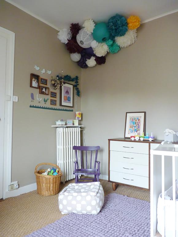Chambre Ado Neutre : Deco chambre bebe neutre visuel