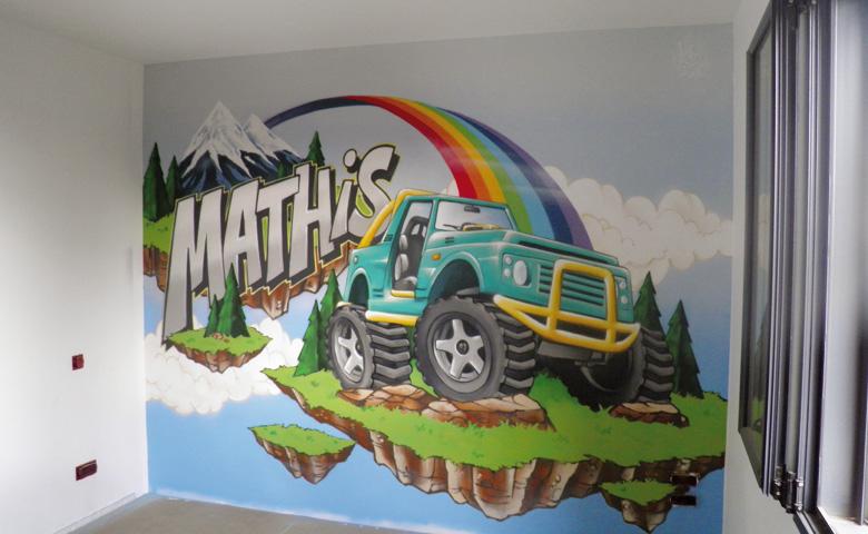 Emejing decoration chambre garcon 6 ans photos design - Deco chambre garcon 8 ans ...