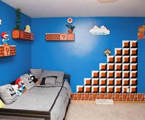 deco chambre jeu video