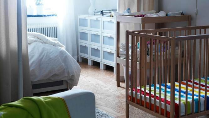 deco chambre parent avec bebe visuel 4. Black Bedroom Furniture Sets. Home Design Ideas