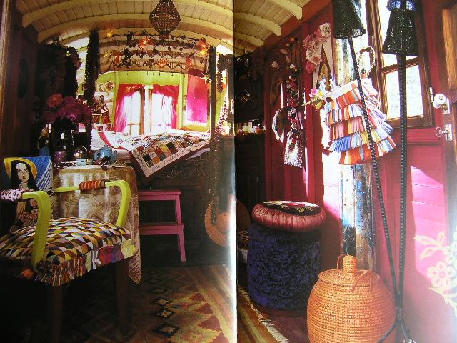Deco chambre roulotte - Comment decorer une chambre au style baroque ...