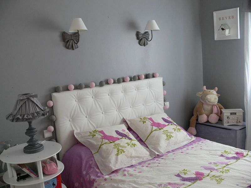 Awesome Vieux Rose Et Gris Chambre Photos - Awesome Interior Home ...