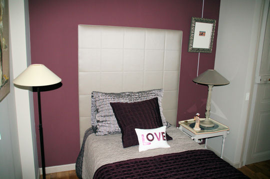 Awesome Chambre Vieux Rose Et Marron Contemporary - Design Trends ...