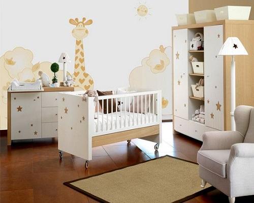 deco de chambre bebe mixte - visuel #3