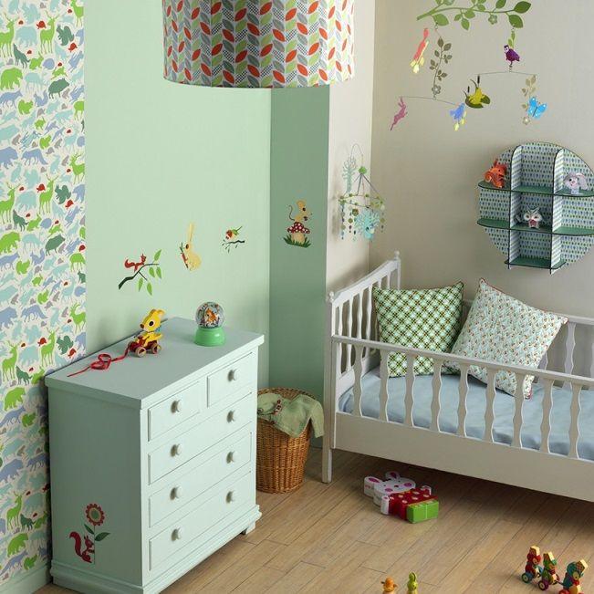 deco de chambre bebe mixte visuel 7