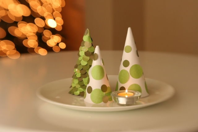 Decoration de noel a faire sois meme facile - Idee de decoration de noel a faire soi meme ...
