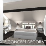 decoration chambre 15m2