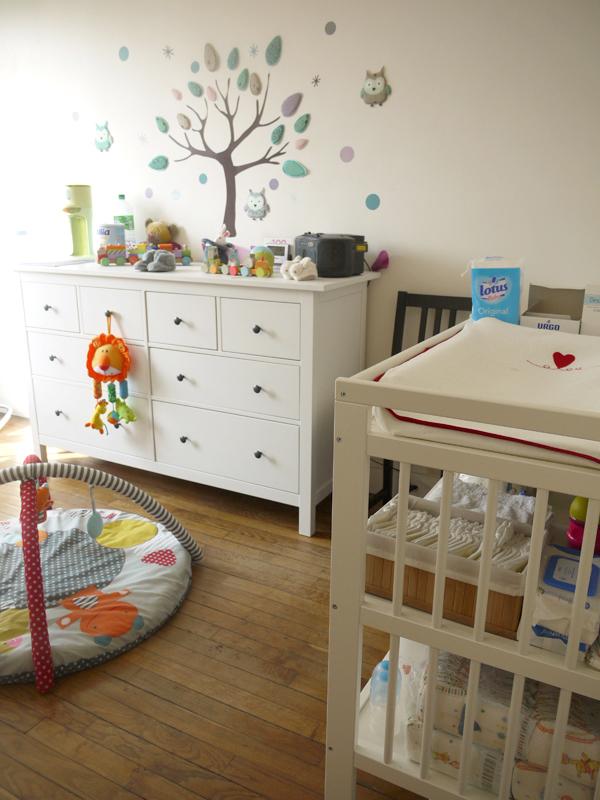 Décorer une chambre de bébé pas cher - Idées de tricot gratuit