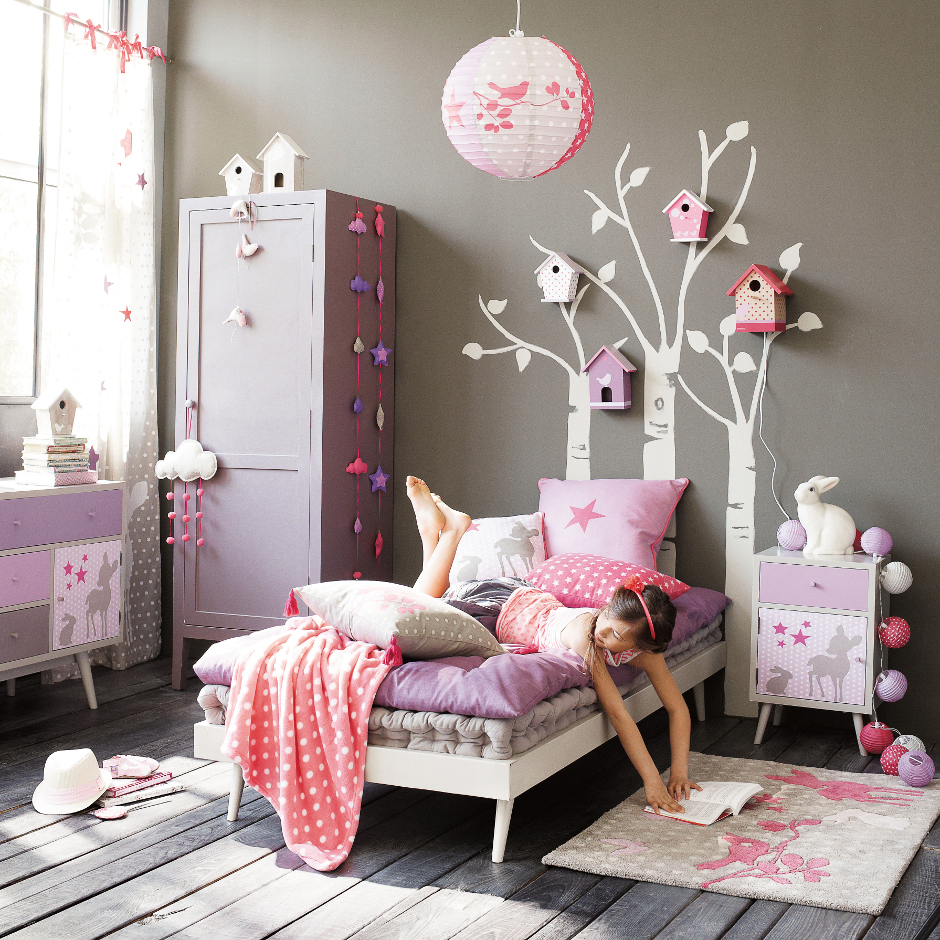 Idee deco chambre ado fille a faire soi meme for Photo deco chambre