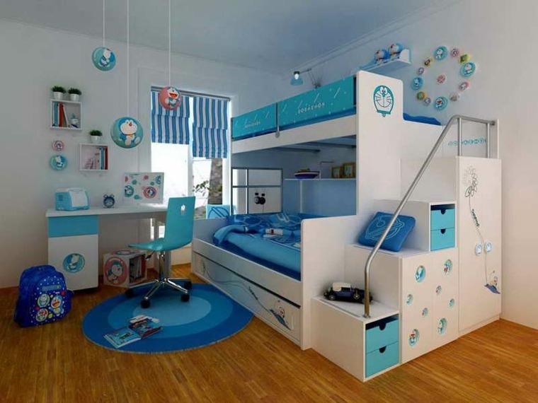 Decoration Chambre Garcon Et Fille Visuel 6