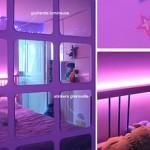 decoration chambre neon