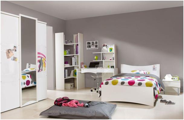 Decoration chambre pour jeune fille visuel 6 - Decoration chambre jeune fille ...