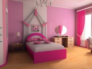 decoration chambre pour jeune fille visuel 8