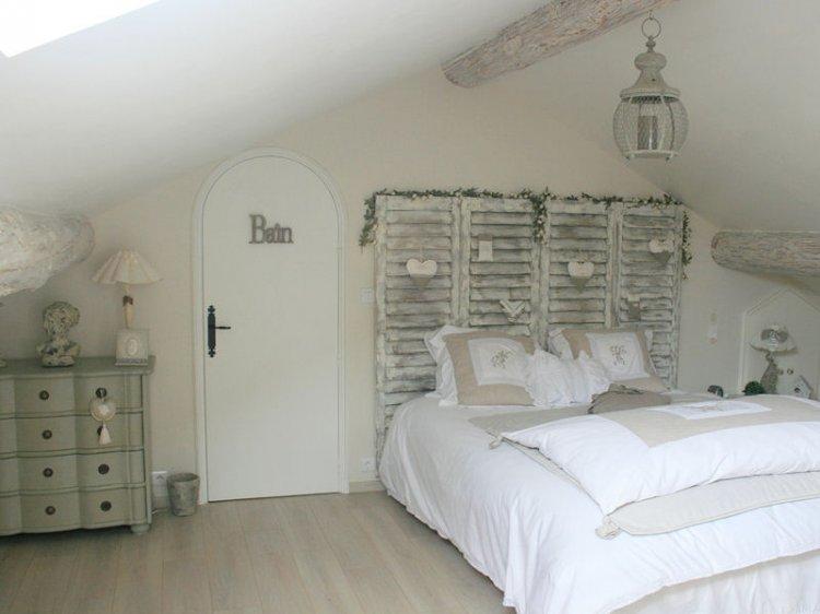 decoration chambre romantique - visuel #7
