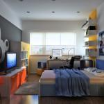 decoration de chambre et salon